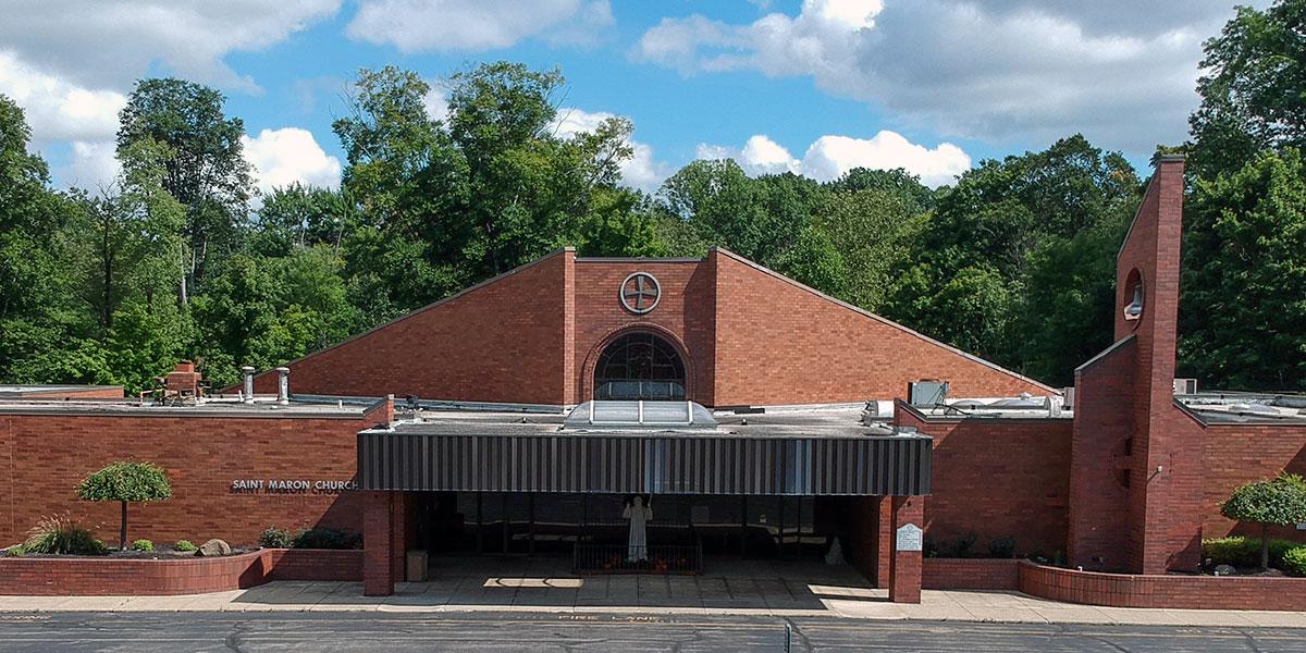 Saint Maron Church Youngstown, Ohio