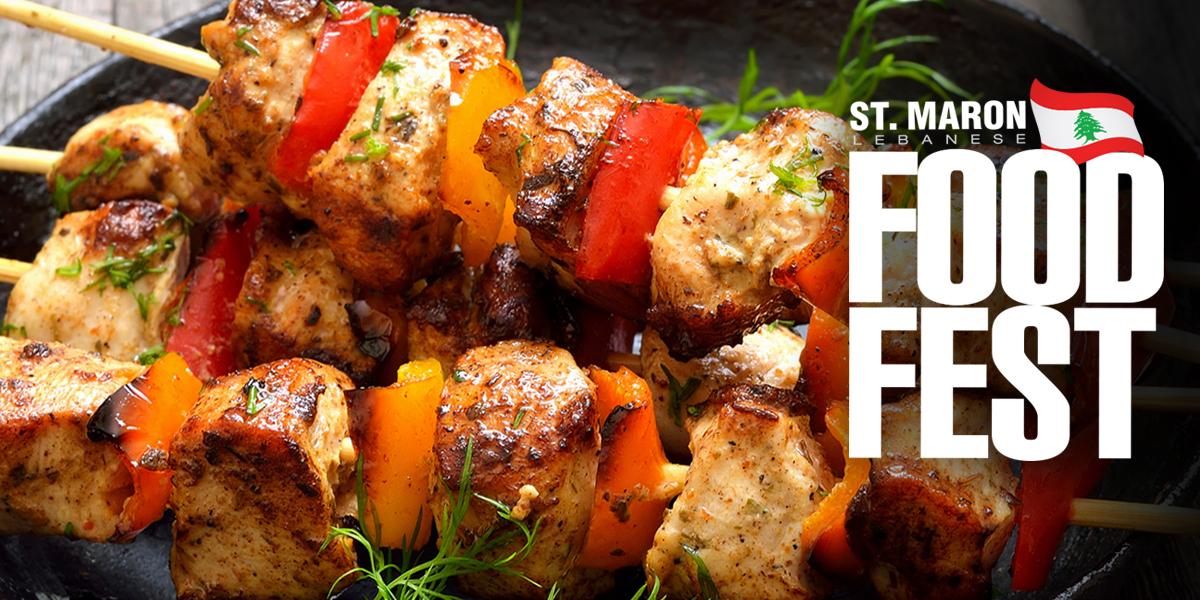 St Maron Food Fest