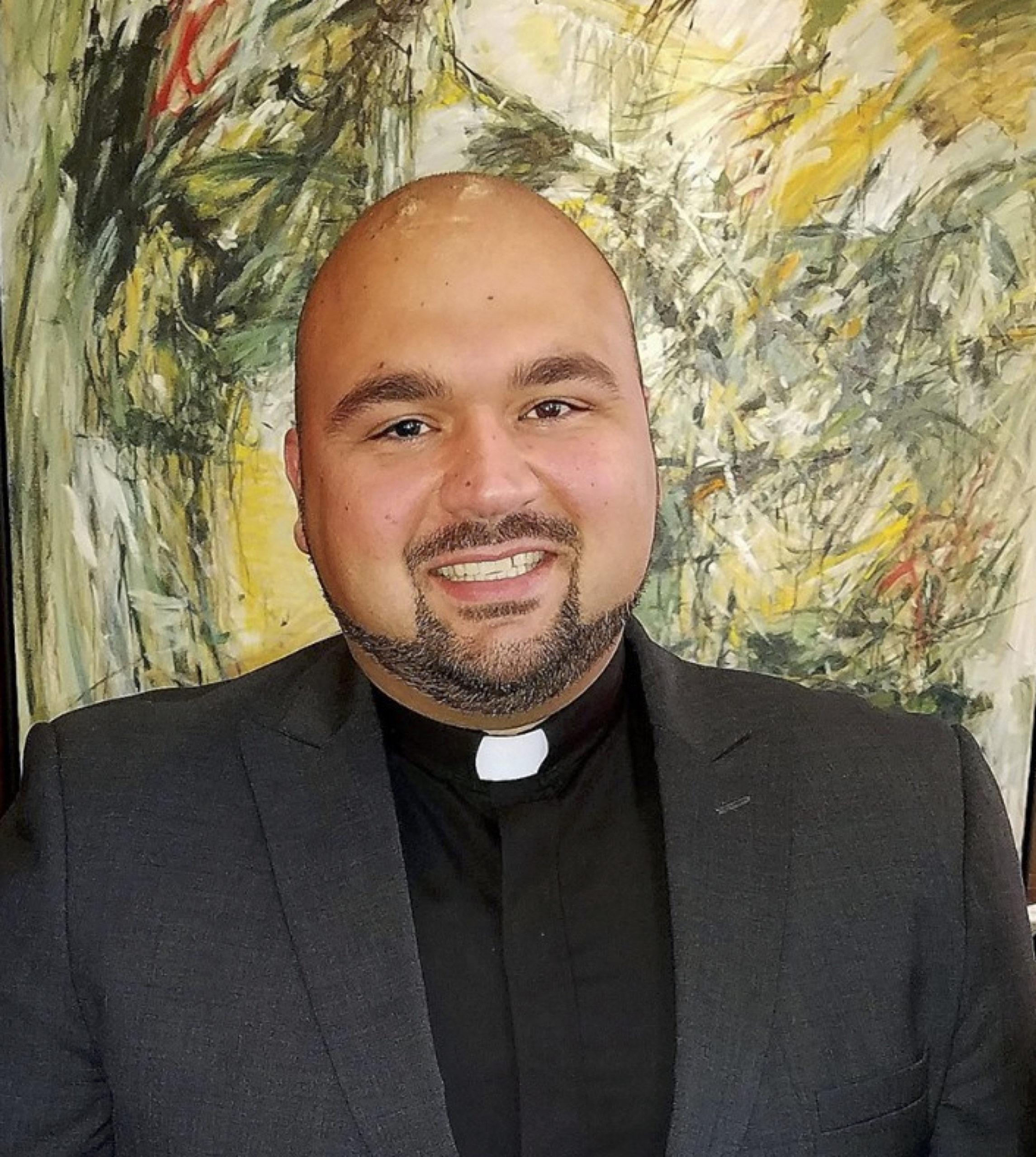 Our Pastor: Father Tony Massad